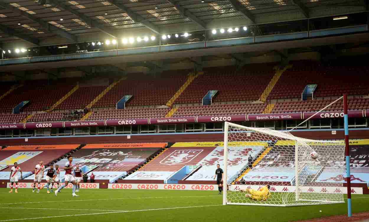 Arsenal-Aston Villa