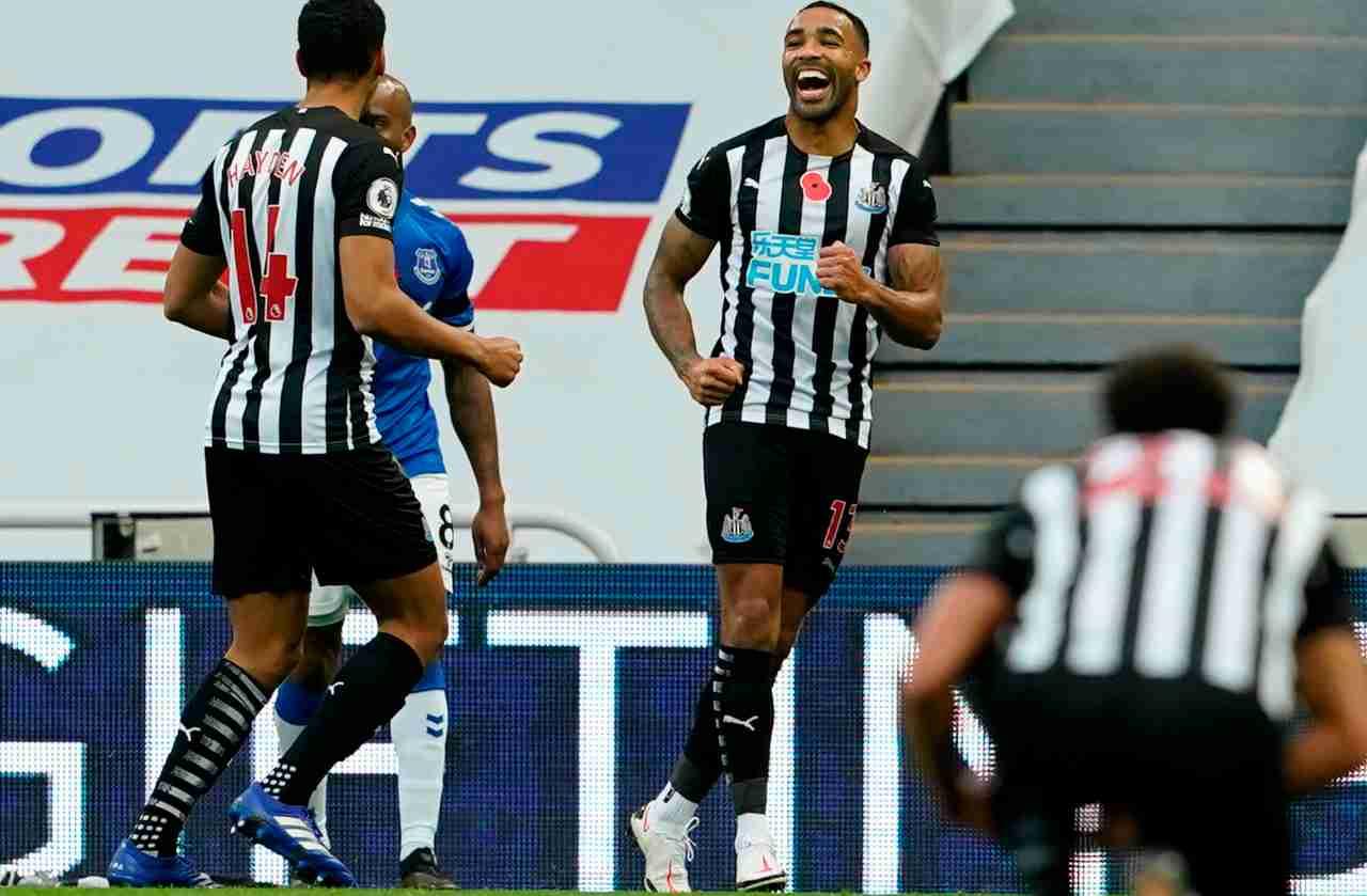 Crystal Palace-Newcastle