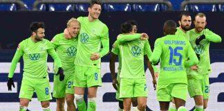 Wolfsburg-Werder Brema
