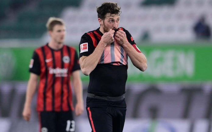 Eintracht Francoforte-Borussia Moenchengladbach