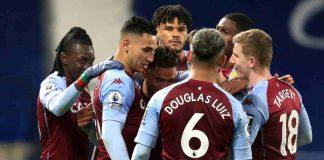 Aston Villa-Crystal Palace