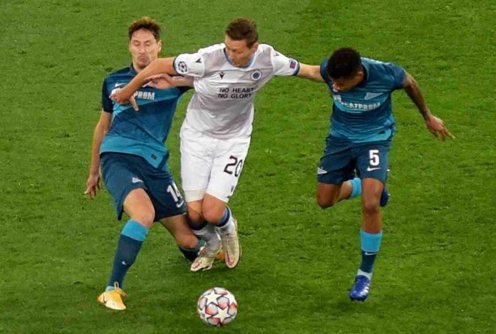 Club Brugge-Zenit