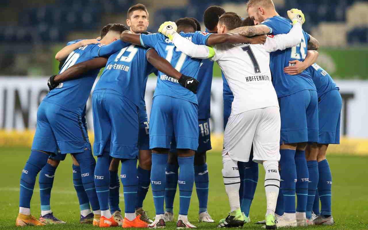 Borussia Moenchengladbach-Hoffenheim