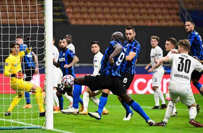 Borussia M'Gladbach-Inter