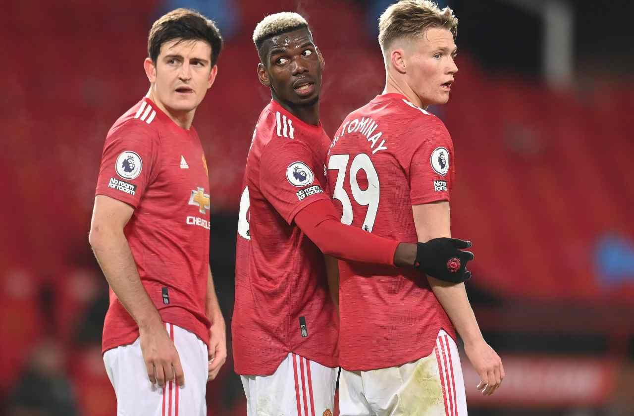 Sheffield United-Manchester United