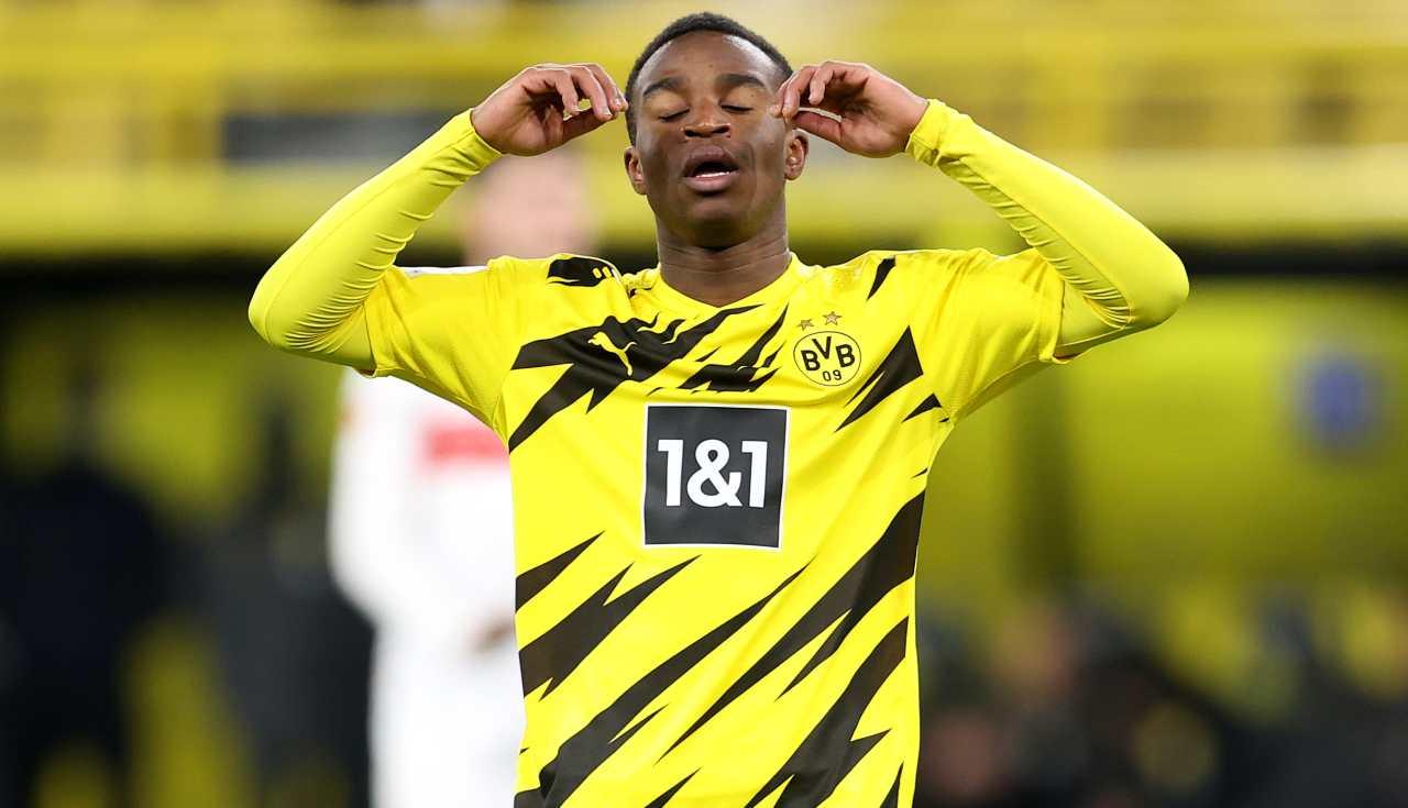 Union Berlino-Borussia Dortmund