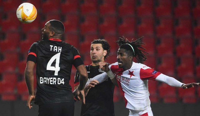 Bayer Leverkusen-Slavia Praga