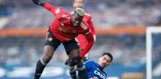 Everton-Manchester United