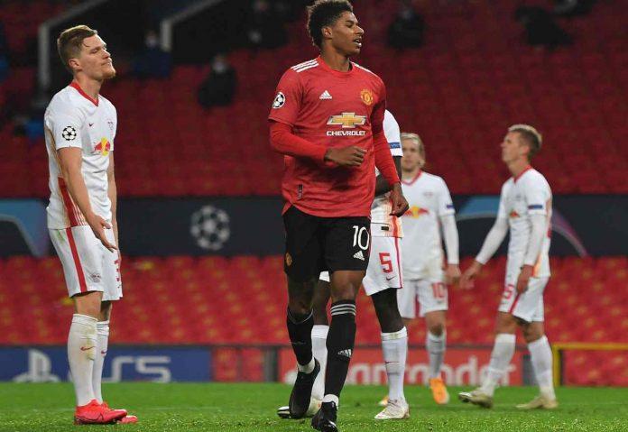 Lipsia-Manchester United