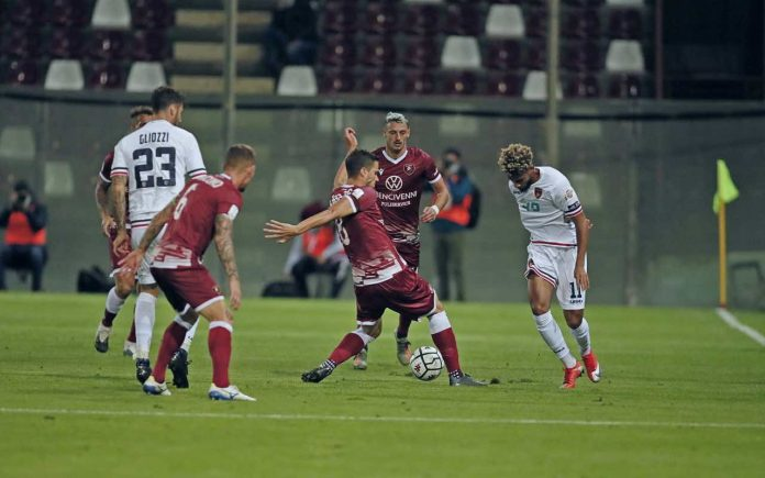 Reggina-Salernitana