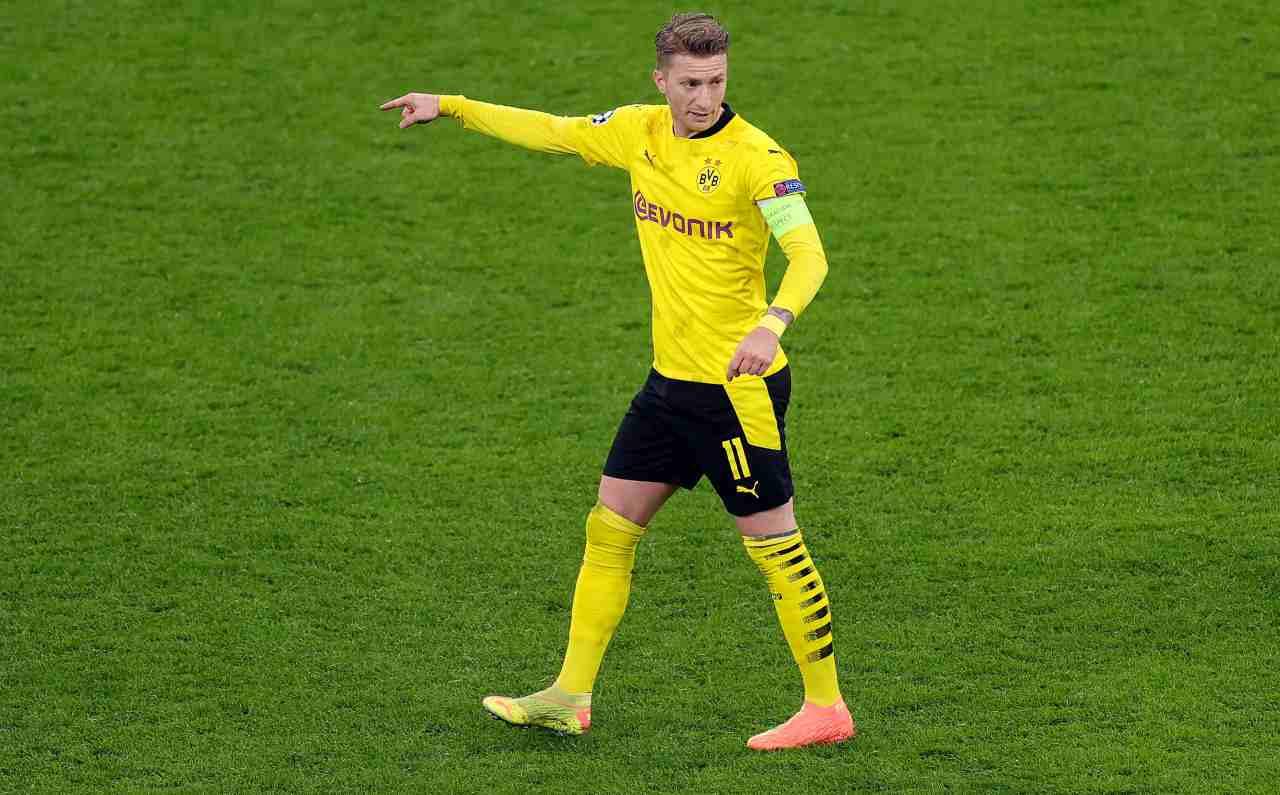 Eintracht Francoforte-Borussia Dortmund
