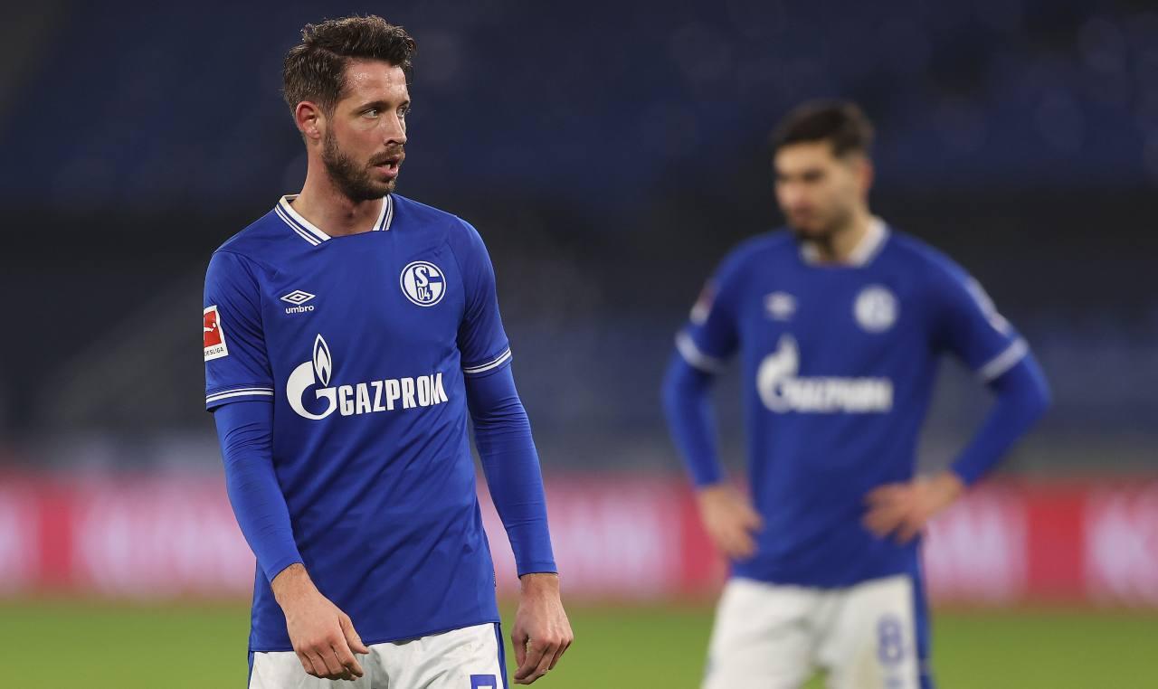 Augsburg-Schalke 04
