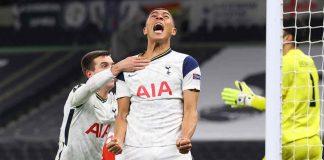 Crystal Palace-Tottenham