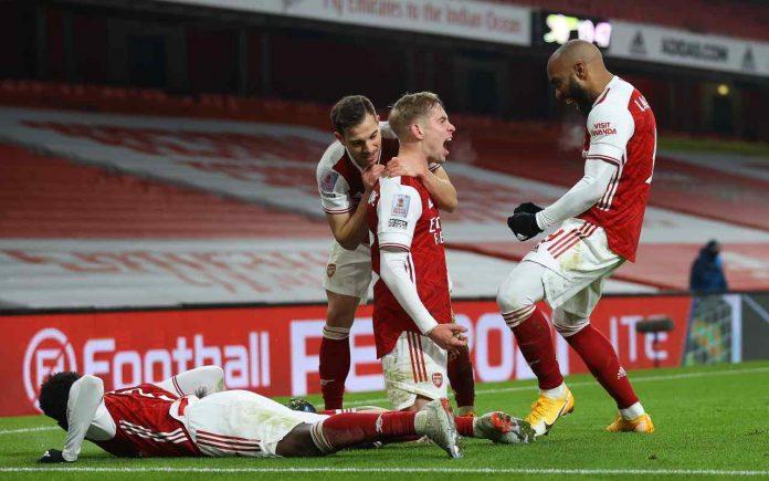 Arsenal-Crystal Palace