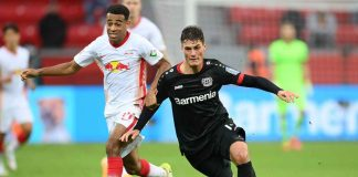 Lipsia-Bayer Leverkusen