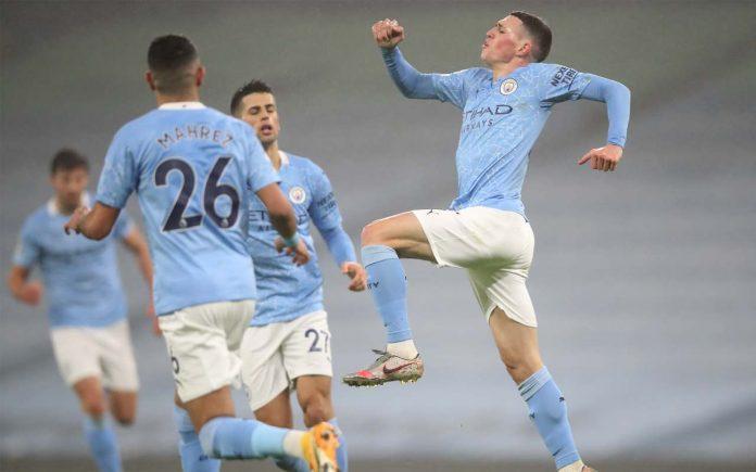 Manchester City-Cristal Palace