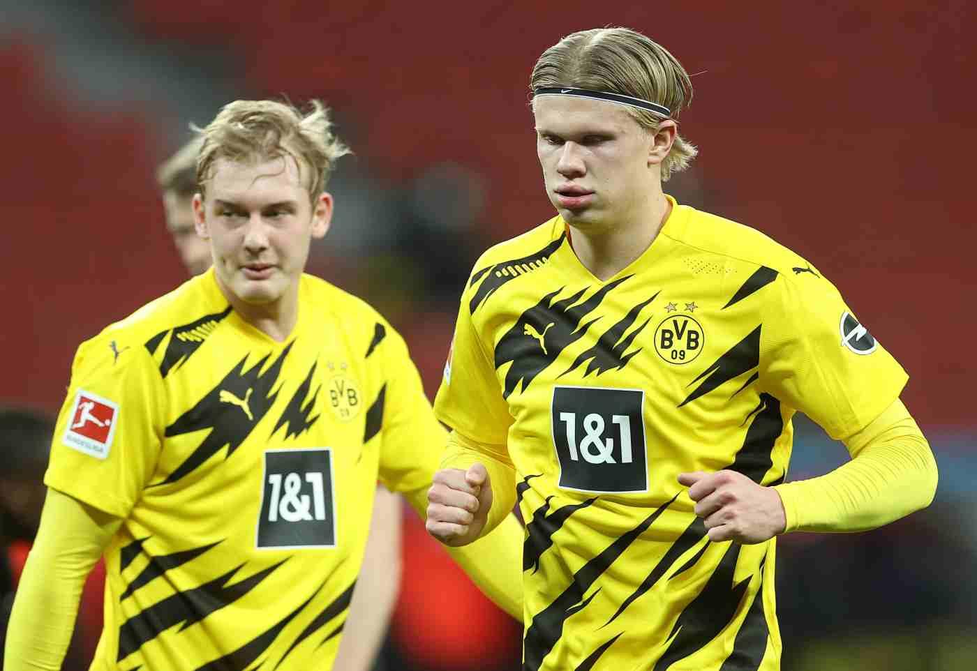 Borussia Moenchengladbach-Borussia Dortmund