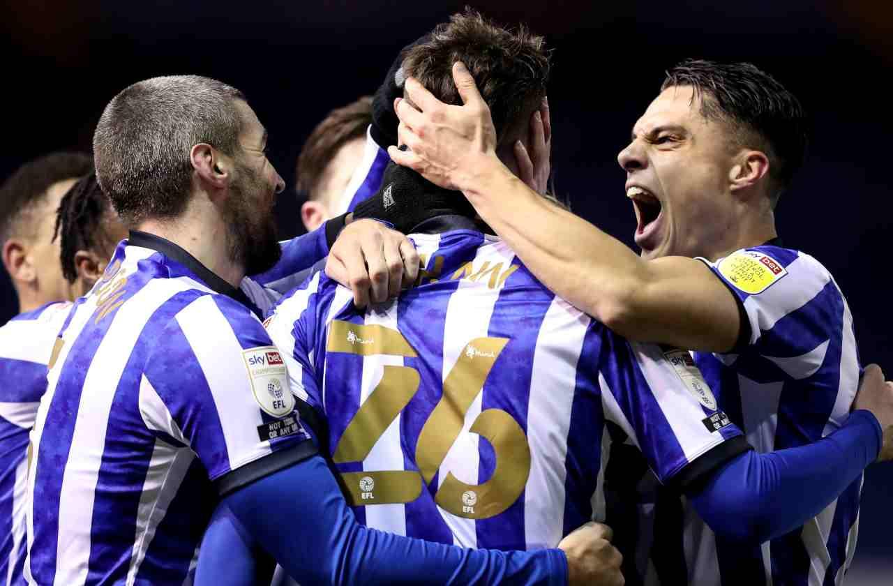 Everton-Sheffield Wednesday