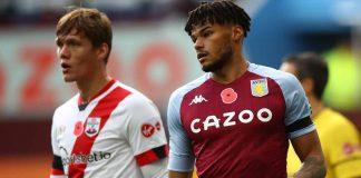 Southampton-Aston Villa
