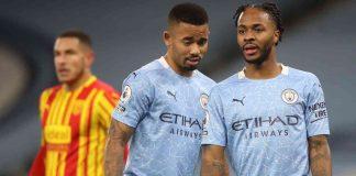 West Bromwich-Manchester City