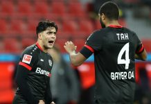 Bayer Leverkusen-Wolfsburg