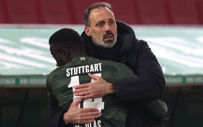 Stoccarda-Borussia M'gladbach