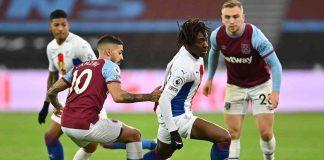 Crystal Palace-West Ham