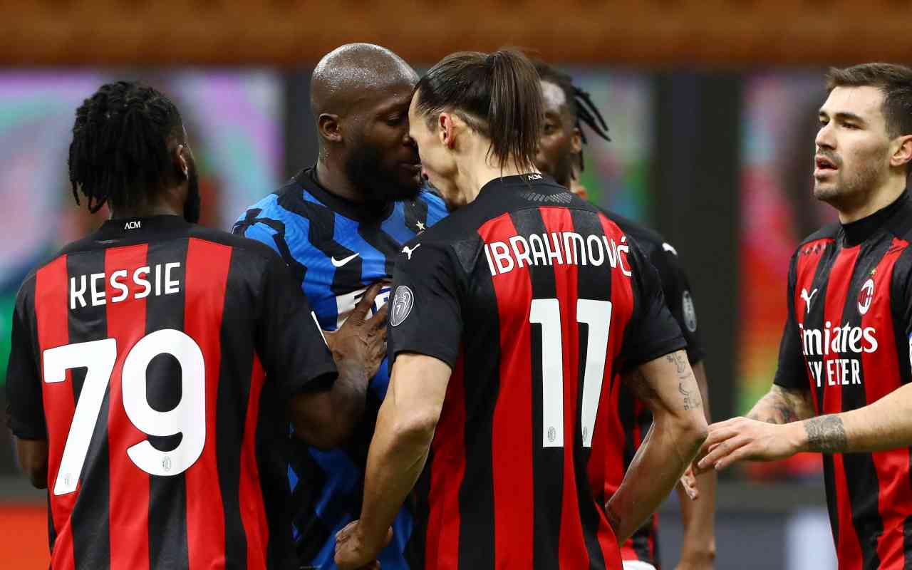 Lukaku Ibrahimovic