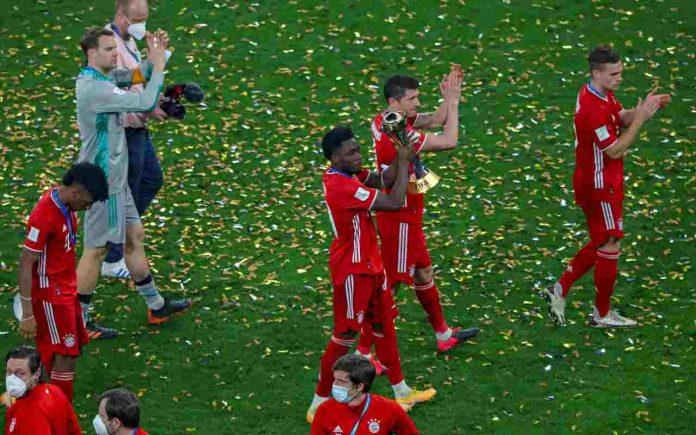 Bayern Monaco-Arminia Bielefeld