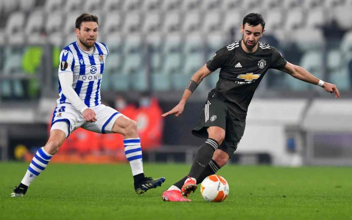 Manchester United-Real Sociedad