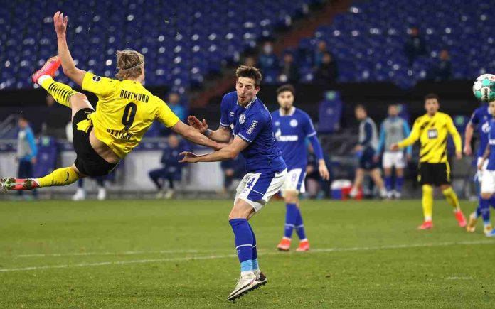 Borussia Dortmund-Arminia Bielefeld