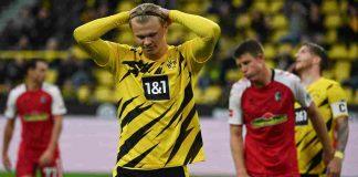 Friburgo-Borussia Dortmund
