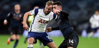 Manchester City-Tottenham