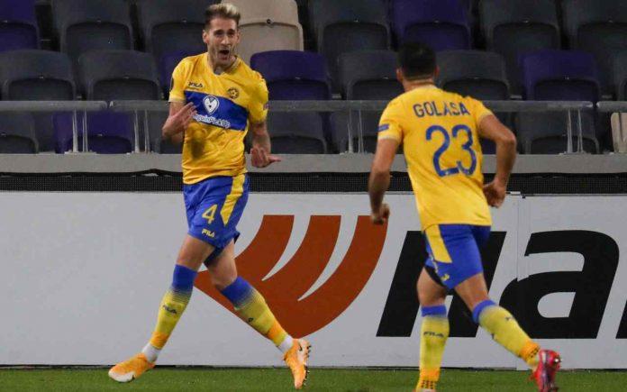 Maccabi Tel Aviv-Shakhtar Donetsk