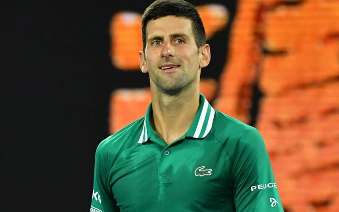 Djokovic-Karatsev