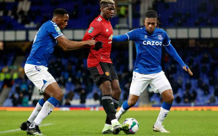 Manchester United-Everton
