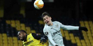 Bayer Leverkusen-Young Boys
