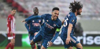 Arsenal-Olympiacos