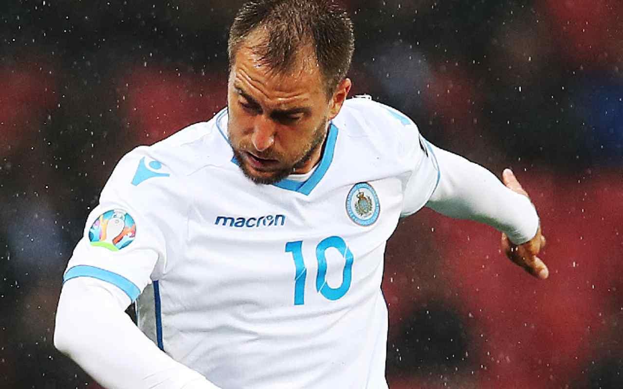 Inghilterra-San Marino