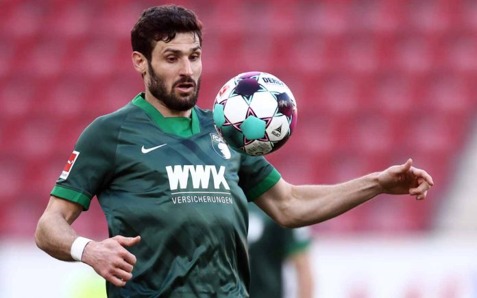 Augsburg-Borussia M'gladbach