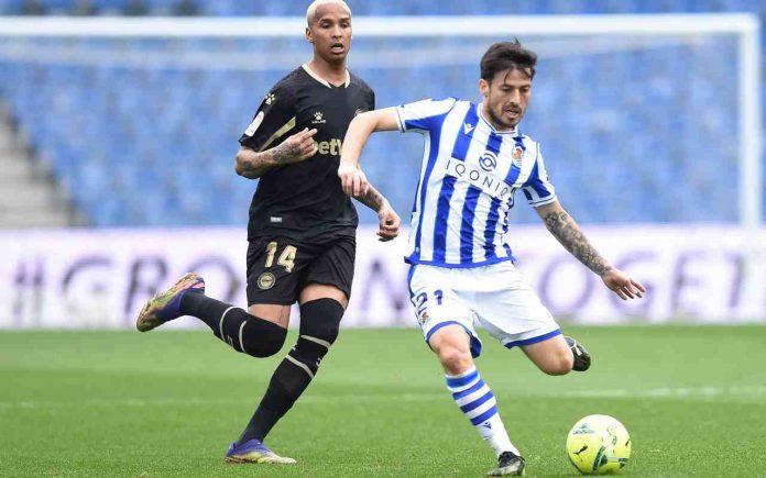 Real Sociedad-Levante