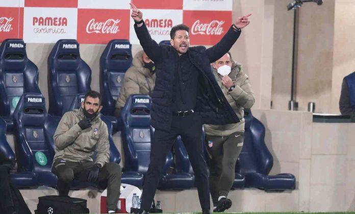 Getafe Atletico Madrid