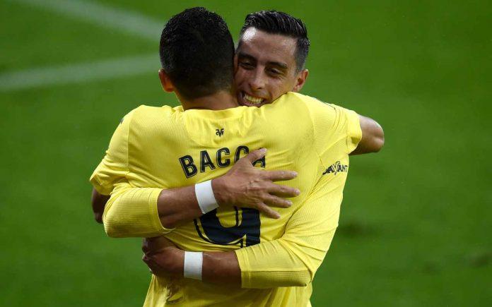 Villarreal-Dinamo Kiev