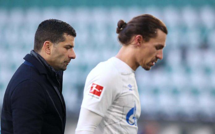 Schalke 04-Borussia Monchengladbach