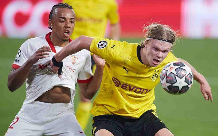 Borussia Dortmund-Siviglia