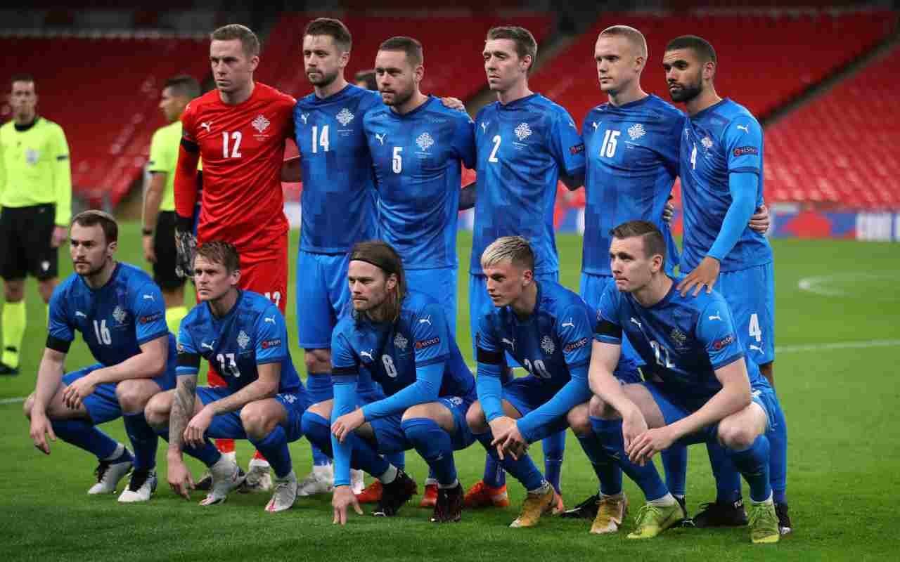 Germania-Islanda