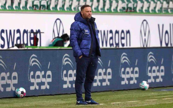 Hertha Berlino-Augsburg
