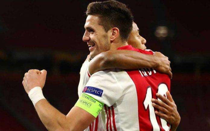 Young Boys-Ajax