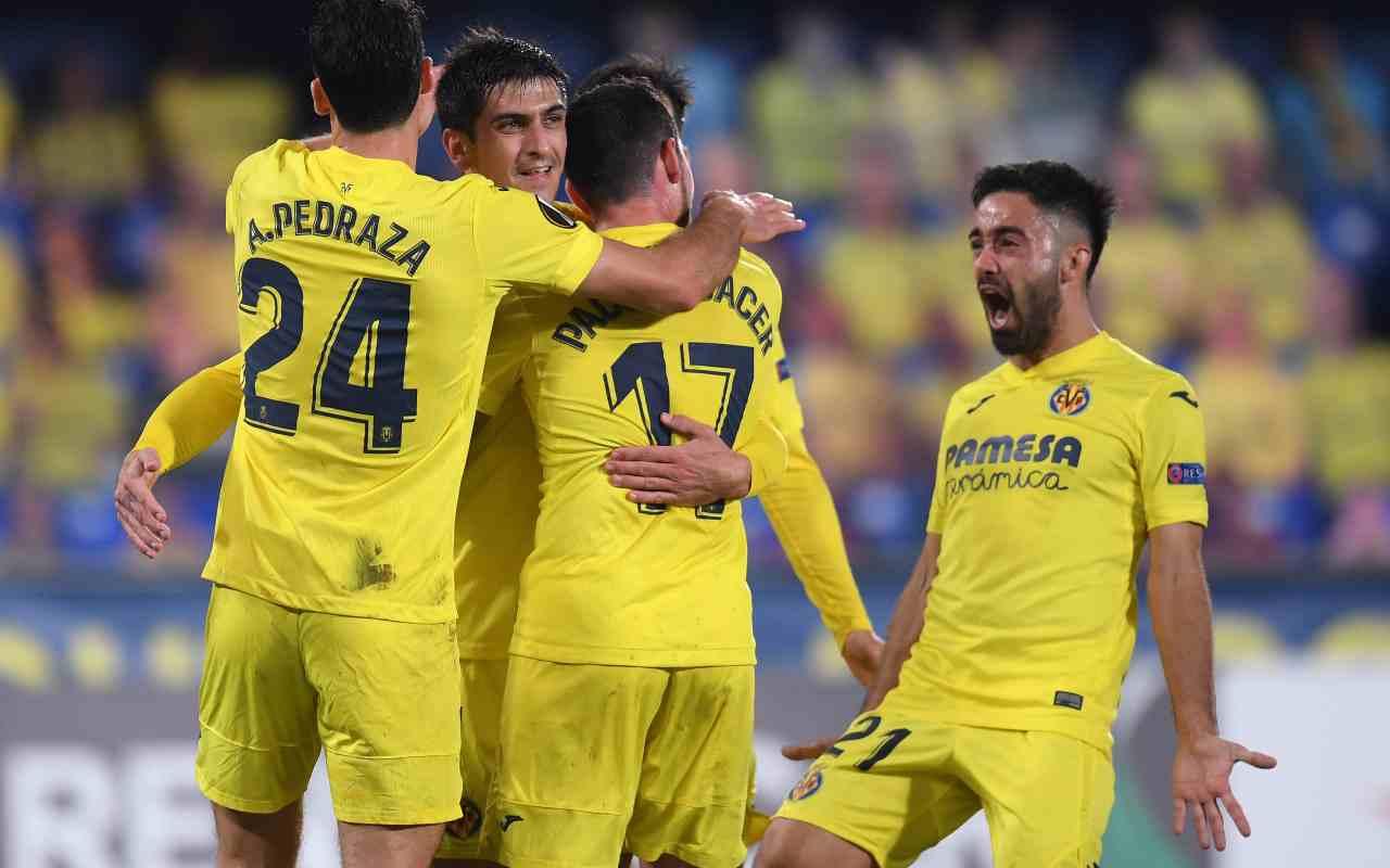Dinamo Kiev-Villarreal