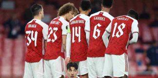 Arsenal-Slavia Praga